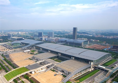 Guangzhou International Convention Exhibition Center(GICEC) PAZHOU